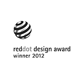 2012 red dot · Apps for flos
