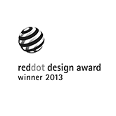 2013 red dot · GO-IN & Find me for flos